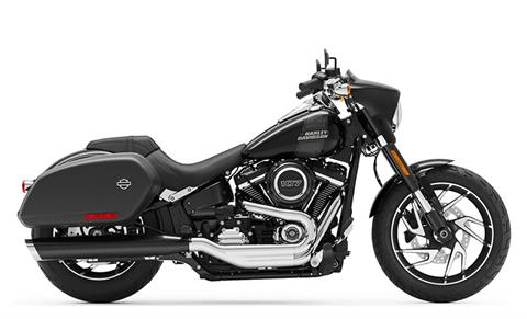 2021 Harley-Davidson Sport Glide® in Augusta, Maine - Photo 1