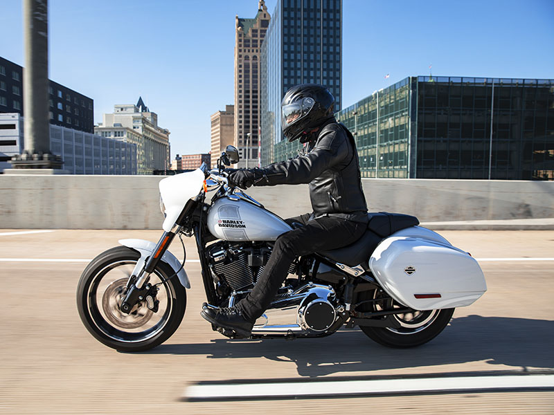 2021 Harley-Davidson Sport Glide® in Augusta, Maine - Photo 8