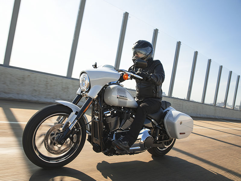 2021 Harley-Davidson Sport Glide® in Augusta, Maine - Photo 10