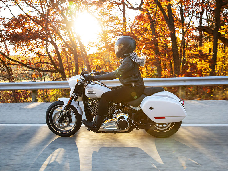 2021 Harley-Davidson Sport Glide® in Augusta, Maine - Photo 15