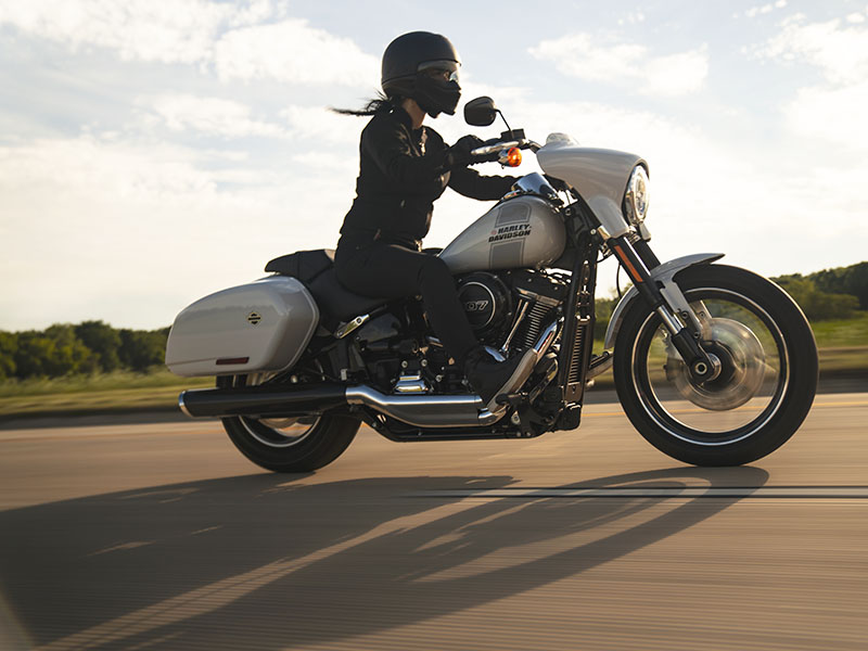 2021 Harley-Davidson Sport Glide® in Augusta, Maine - Photo 18