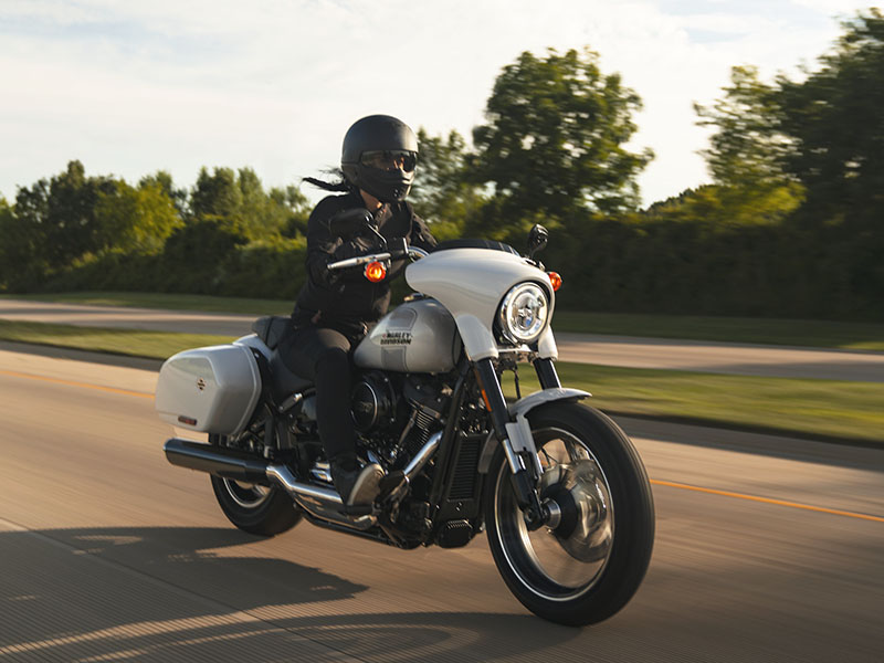 2021 Harley-Davidson Sport Glide® in Augusta, Maine - Photo 19