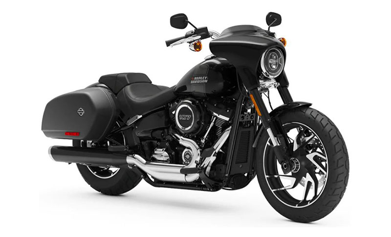 2021 Harley-Davidson Sport Glide® in Augusta, Maine - Photo 3
