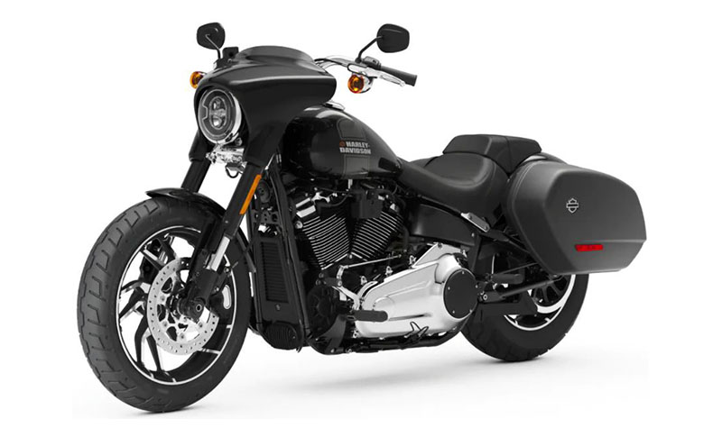 2021 Harley-Davidson Sport Glide® in Fairbanks, Alaska - Photo 4