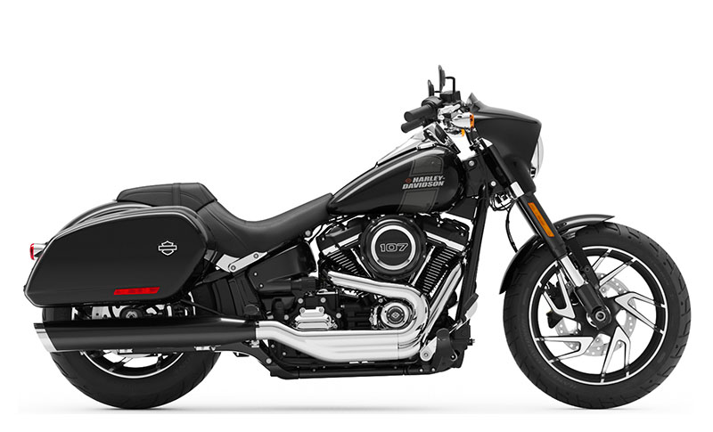 2021 Harley-Davidson Sport Glide® in Edinburgh, Indiana - Photo 1