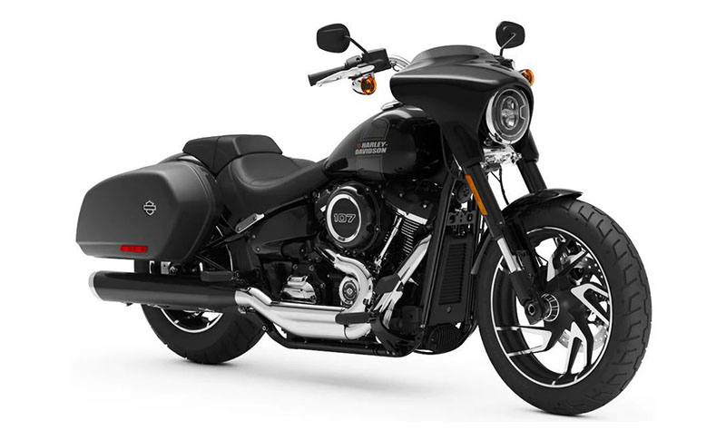 2021 Harley-Davidson Sport Glide® in Edinburgh, Indiana - Photo 3