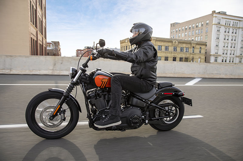2021 Harley-Davidson Street Bob® 114 in Michigan City, Indiana - Photo 8