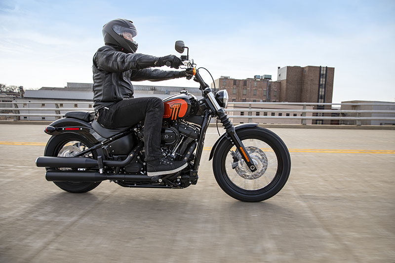 2021 Harley-Davidson Street Bob® 114 in Michigan City, Indiana - Photo 10