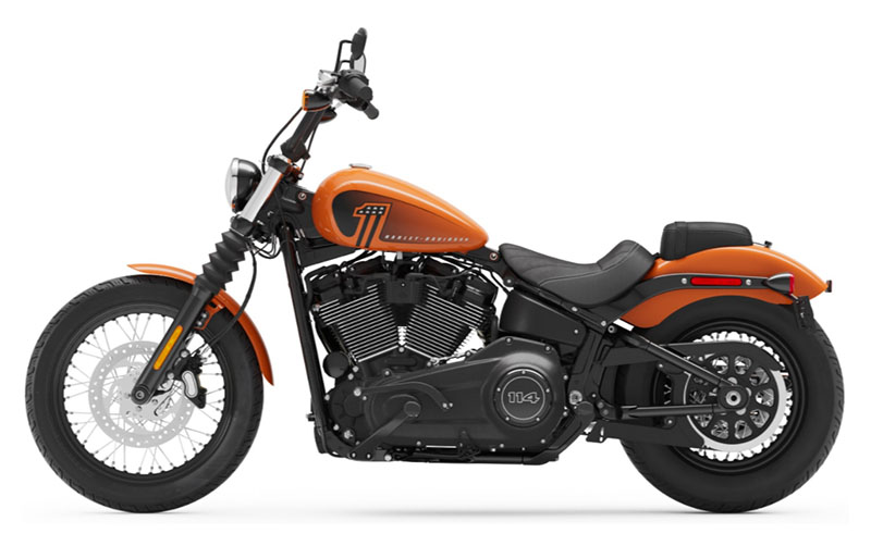 2021 Harley-Davidson Street Bob® 114 in Michigan City, Indiana - Photo 2
