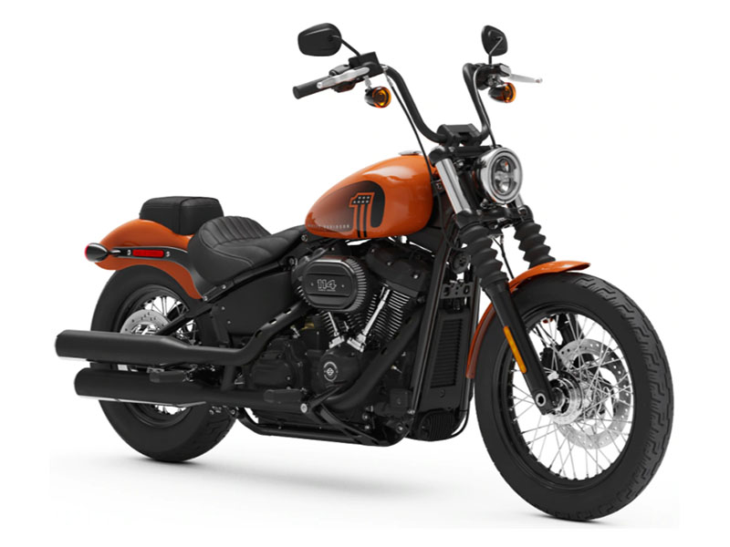 2021 Harley-Davidson Street Bob® 114 in Mauston, Wisconsin - Photo 3