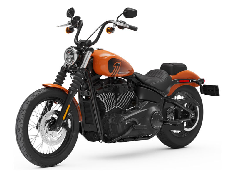 2021 Harley-Davidson Street Bob® 114 in Livermore, California - Photo 4