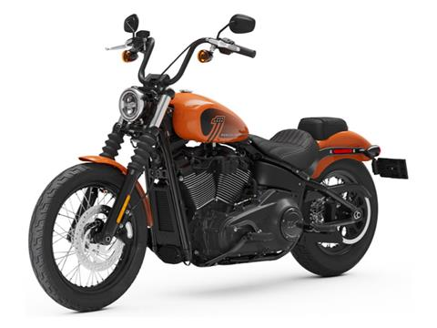 2021 Harley-Davidson Street Bob® 114 in San Antonio, Texas - Photo 4