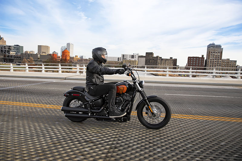 2021 Harley-Davidson Street Bob® 114 in Broadalbin, New York - Photo 9