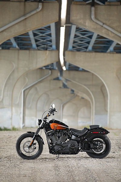 2021 Harley-Davidson Street Bob® 114 in San Francisco, California - Photo 11