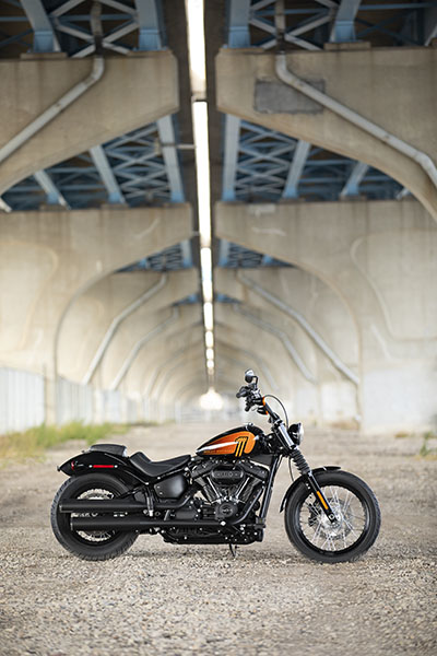 2021 Harley-Davidson Street Bob® 114 in San Francisco, California - Photo 12