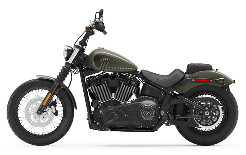 2021 Harley-Davidson Street Bob® 114 in Broadalbin, New York - Photo 2