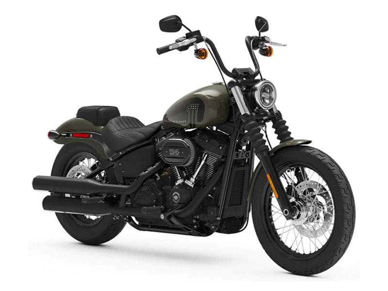 2021 Harley-Davidson Street Bob® 114 in San Francisco, California - Photo 3