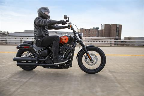 2021 Harley-Davidson Street Bob® 114 in Alexandria, Minnesota - Photo 10