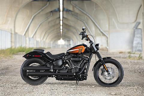 2021 Harley-Davidson Street Bob® 114 in Alexandria, Minnesota - Photo 13
