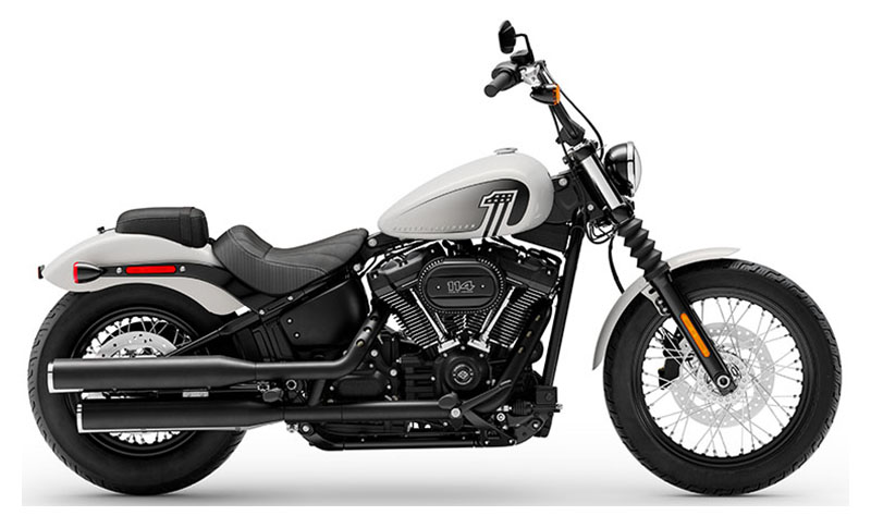 2021 Harley-Davidson Street Bob® 114 in South Charleston, West Virginia - Photo 1