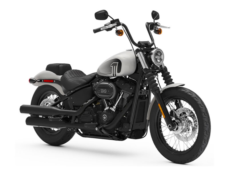2021 Harley-Davidson Street Bob® 114 in Cotati, California - Photo 3