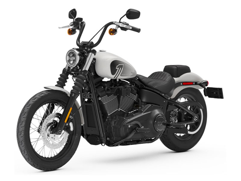 2021 Harley-Davidson Street Bob® 114 in Cotati, California - Photo 4
