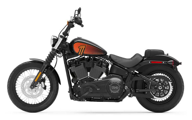 2021 Harley-Davidson Street Bob® 114 in Fort Ann, New York - Photo 2