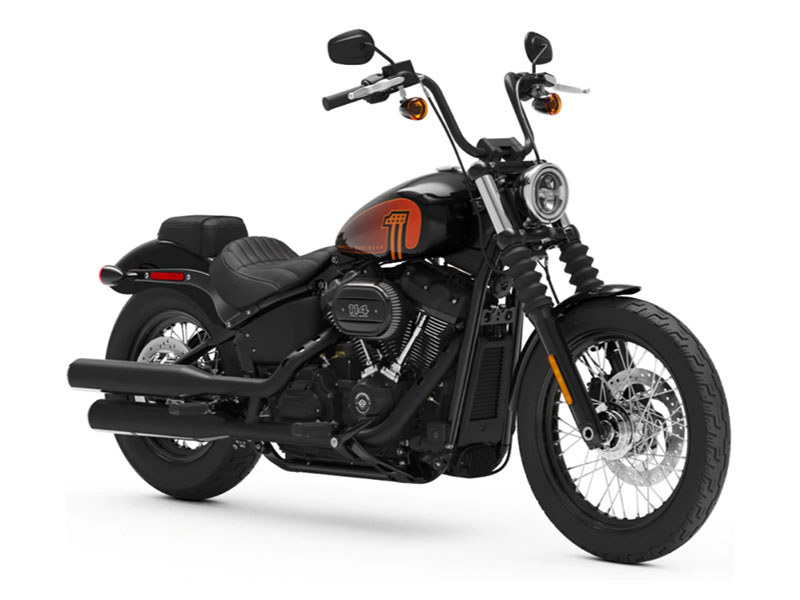 2021 Harley-Davidson Street Bob® 114 in Vacaville, California - Photo 3