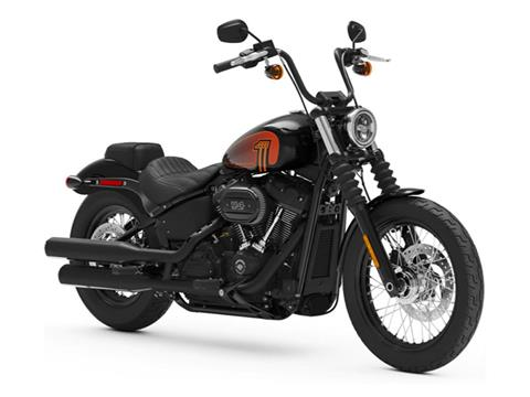 2021 Harley-Davidson Street Bob® 114 in Forsyth, Illinois - Photo 3