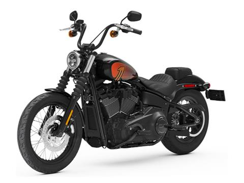 2021 Harley-Davidson Street Bob® 114 in Waterloo, Iowa - Photo 4