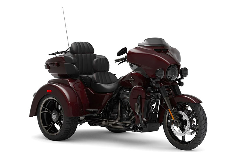 2021 Harley-Davidson CVO™ Tri Glide® in South Charleston, West Virginia - Photo 3