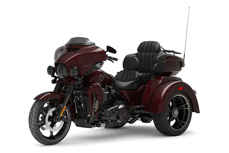 2021 Harley-Davidson CVO™ Tri Glide® in Norfolk, Virginia - Photo 4