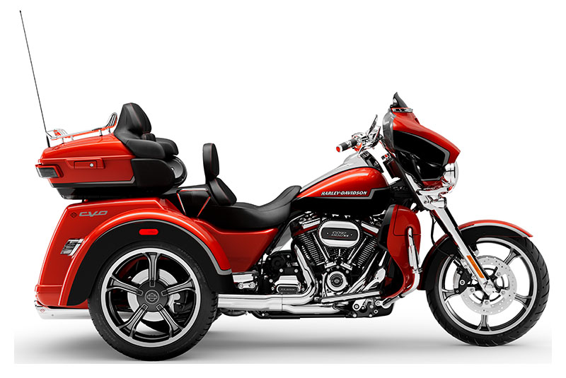 2021 Harley-Davidson CVO™ Tri Glide® in Leominster, Massachusetts - Photo 1