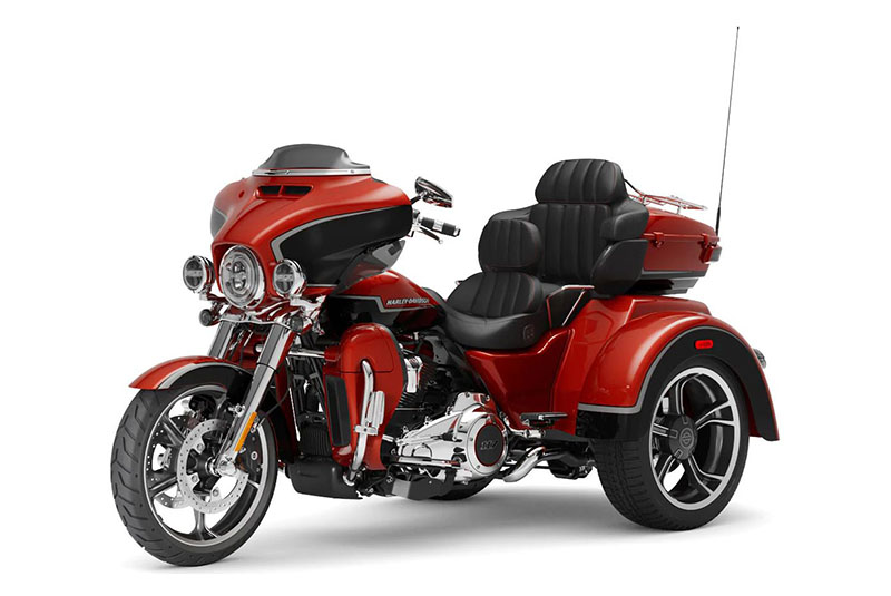 2021 Harley-Davidson CVO™ Tri Glide® in Lake Charles, Louisiana - Photo 4