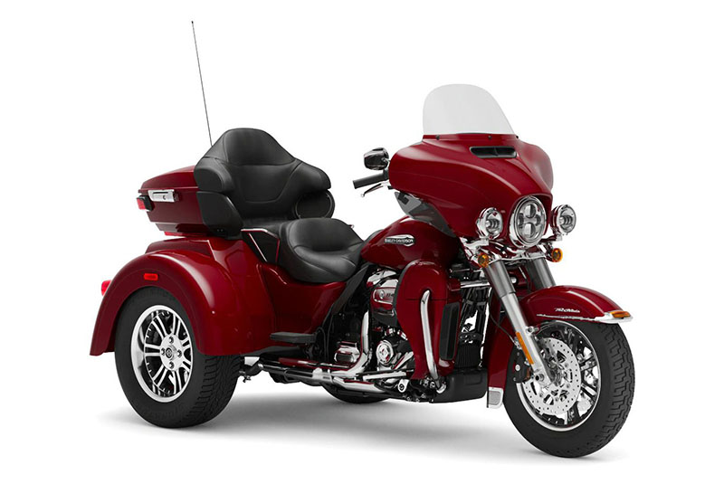 2021 Harley-Davidson Tri Glide® Ultra in Jacksonville, North Carolina - Photo 3