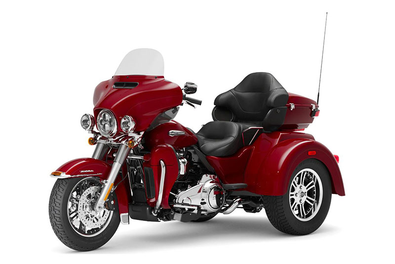 2021 Harley-Davidson Tri Glide® Ultra in Jacksonville, North Carolina - Photo 4
