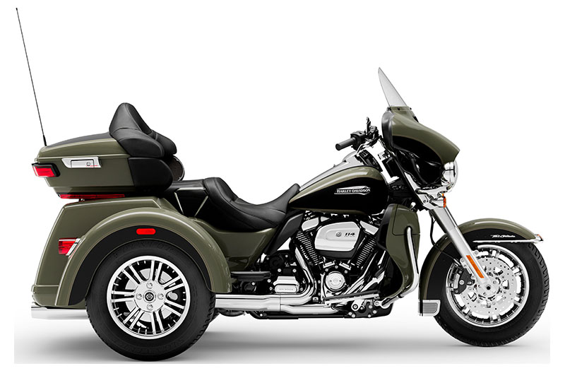 2021 Harley-Davidson Tri Glide® Ultra in Fort Ann, New York
