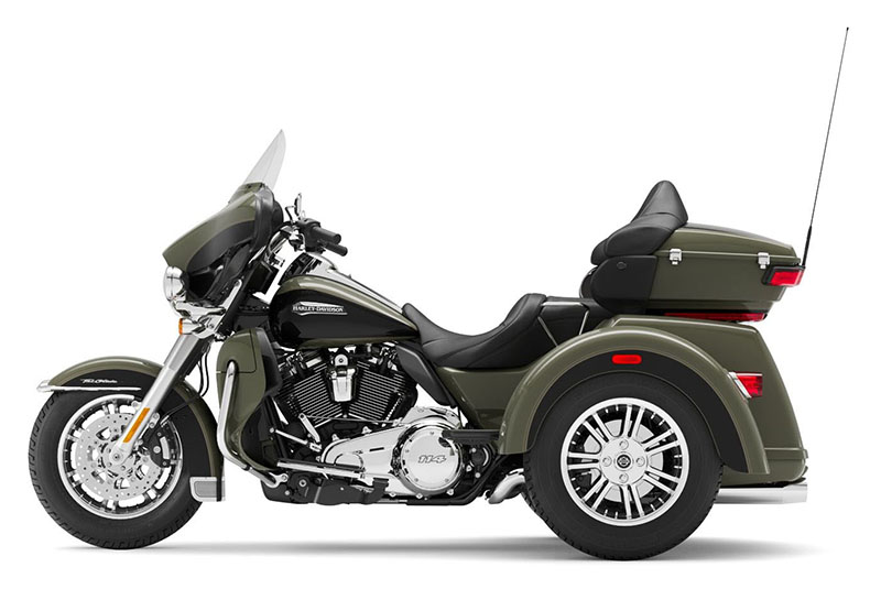 2021 Harley-Davidson Tri Glide® Ultra in Vacaville, California - Photo 2