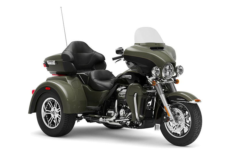 2021 Harley-Davidson Tri Glide® Ultra in Vacaville, California - Photo 3