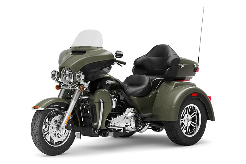2021 Harley-Davidson Tri Glide® Ultra in Broadalbin, New York - Photo 4