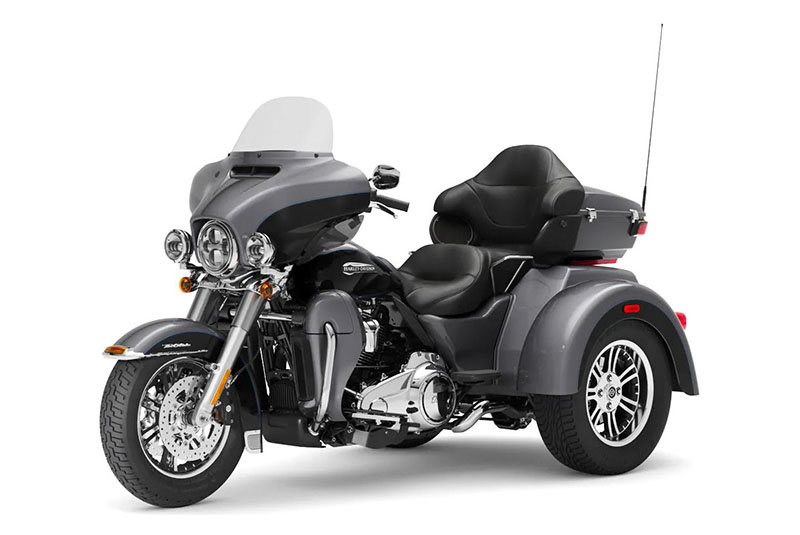 2021 Harley-Davidson Tri Glide® Ultra in Cotati, California - Photo 4