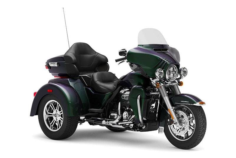 2021 Harley-Davidson Tri Glide® Ultra in Columbia, Tennessee - Photo 3