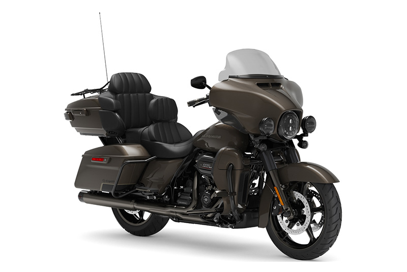 2021 Harley-Davidson CVO™ Limited in Burlington, North Carolina - Photo 3