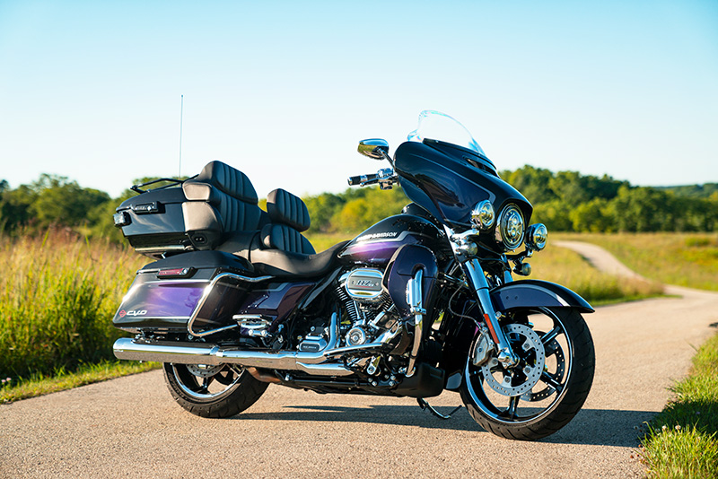 2021 Harley-Davidson CVO™ Limited in Mount Vernon, Illinois - Photo 6