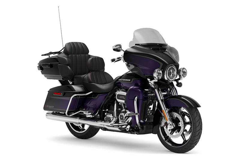 2021 Harley-Davidson CVO™ Limited in Mount Vernon, Illinois - Photo 3