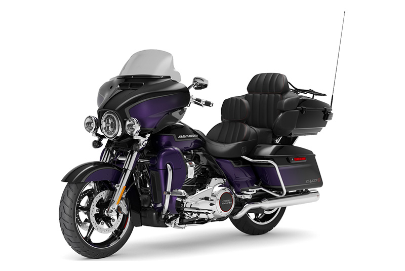 2021 Harley-Davidson CVO™ Limited in Burlington, North Carolina - Photo 4