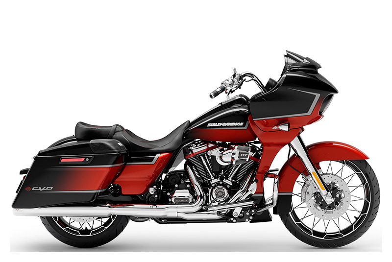 2021 Harley-Davidson CVO™ Road Glide® in Hico, West Virginia