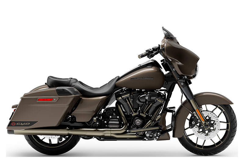 2021 Harley-Davidson CVO™ Street Glide® in Chippewa Falls, Wisconsin - Photo 1