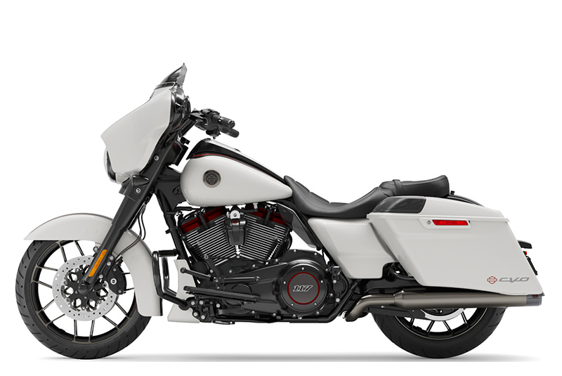 2021 Harley-Davidson CVO™ Street Glide® in Scott, Louisiana - Photo 2