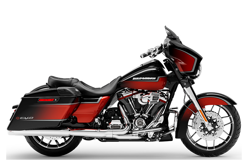 2021 Harley-Davidson CVO™ Street Glide® in Lakewood, New Jersey - Photo 1